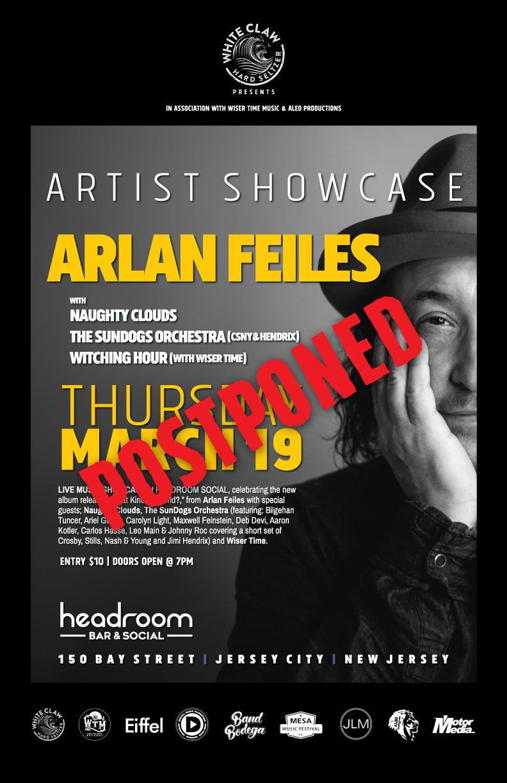 Wiser Time Music - Artist Showcase - Arlan-Feiles