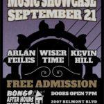 Wiser Time Music - LIVE in Nashville - September 21